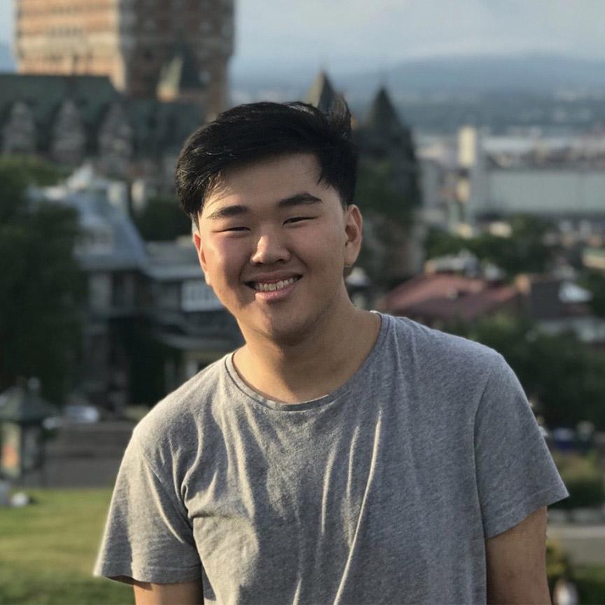 Picture of Josh Chun '22